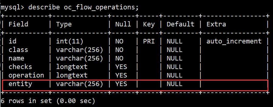 Oc Flow Operations Add Entity