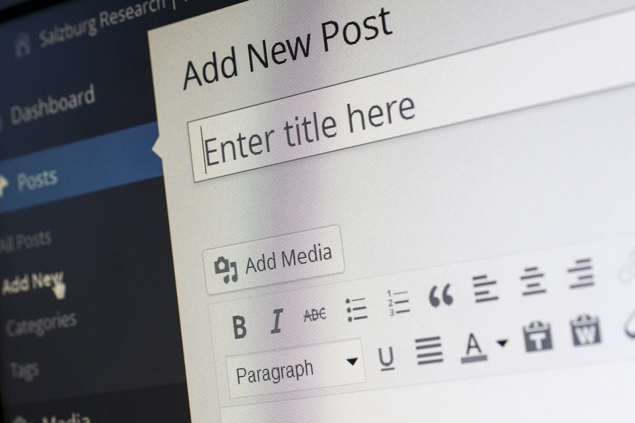 The New Way To Blog